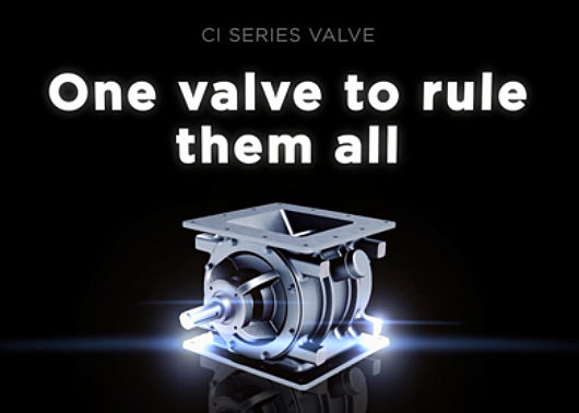 CI Series rotary valve by ACS Valves