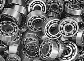 pile of inboard ball bearings in different sizes