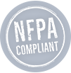 NFPA Compliance Badge