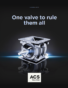 The ACS CI Series Valve: One valve to rule them all